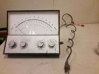 Instrumentation Laboratory Model 245 Phmv Electrometer Scientific Equipment