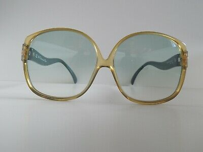 """CHRISTIAN DIOR""OVERSIZED VINTAGE SUNGLASSES*NEVER USED*OLD STOCK*TRENDY*"