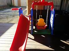 Swing, basketball & slide play ground Cairnlea Brimbank Area Preview