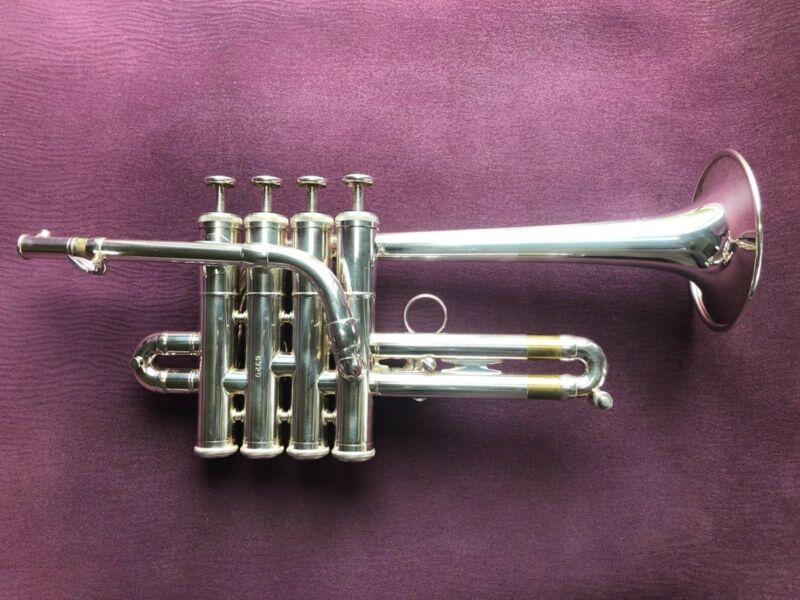 Kanstul 920 Piccolo Trumpet, pre-owned