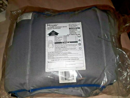 Hoyer® Access Padded Sling w HEAD SUPPORT HOYER JOERNS NA1628 XL 500LB+