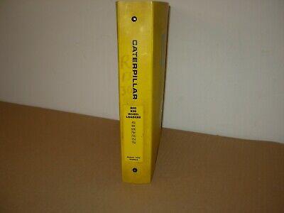 Caterpillar 920 930 Loader Service Manual 41j 41k 62k 71h 73u 75j 79j