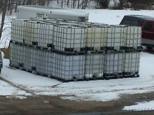 1000 litre Caged Totes