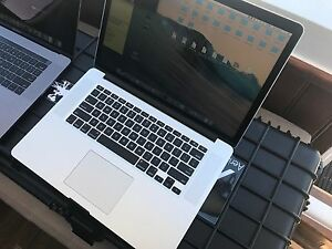 MacBook Pro 15 inch Retina (Mid 2015) 2.5-i7/512GB/16GB/RADEON-R9 Docklands Melbourne City Preview