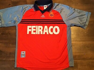 1998 1999 Deportivo La Coruna Away Football Shirt Adults Large Camiseta image