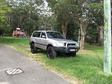 2000 Toyota Land Cruiser gxl 105 auto Thirroul Wollongong Area Preview
