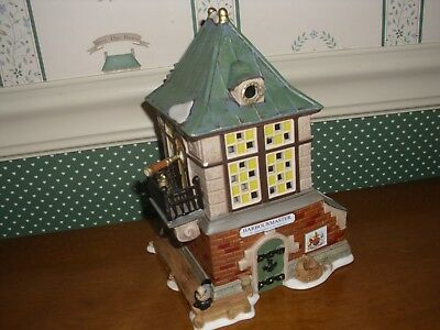 DEPT. 56 -DICKENS' VILLAGE -  THE HARBORMASTER HOUSE-NEW