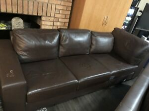 L Shaped Couch (custom made)