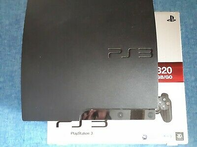 Sony ps3 320 gb + controller + 10 Giochi