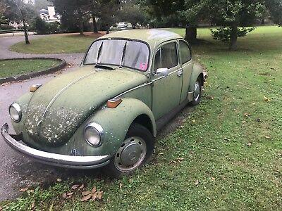 1971 Volkswagen Beetle - Classic Super Bettle automobile