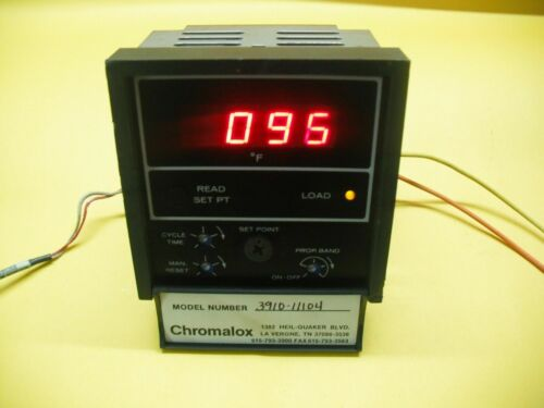 Chromalox 3910-11104 Proportional Temperature Controller 391011104
