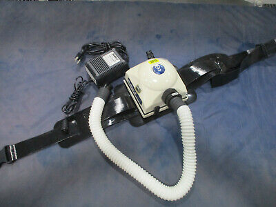 Bullard Pa20 Powered Air-purifying Respirator Papr Compressor - No Mask