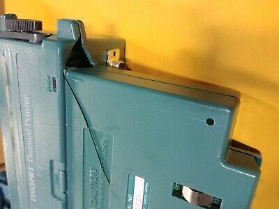 Tektronix Tds3prt Thermal Printer. Broken For Parts Or Repair