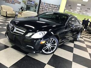 2010 Mercedes-Benz E-Class FULLY LOADED#100% APPROVAL GURANTE...