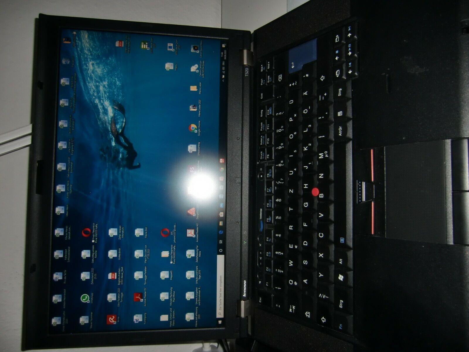 Lenovo ThinkPad T520 15,6 Zoll Notebook/Laptop - Individuelle Konfigurationen