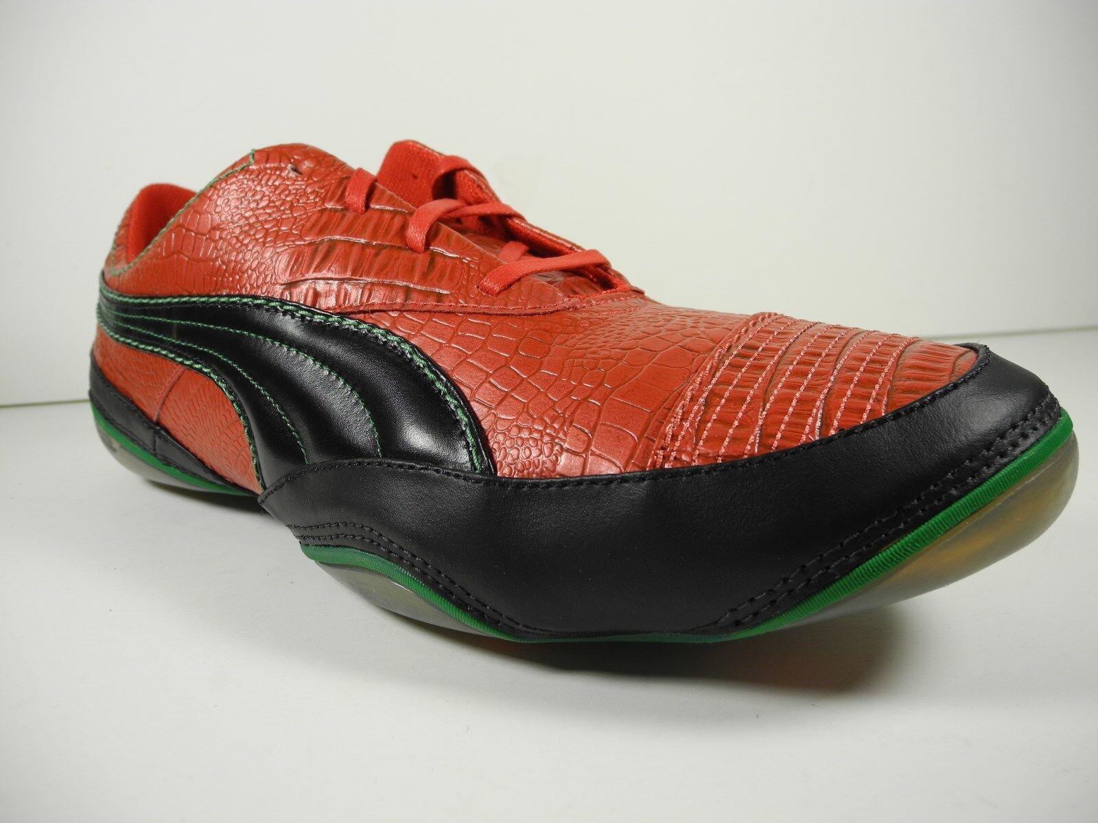 NEW Puma USAN METALLIC CROC Men's Shoes Size 11.5 1