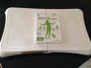 Wii board and Wii fit plus Belmont Belmont Area Preview
