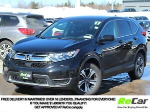 2017 Honda CR-V LX AWD | HEATED SEATS | BACK UP CAM