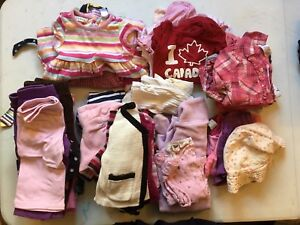 Girls Clothing 6-12 month