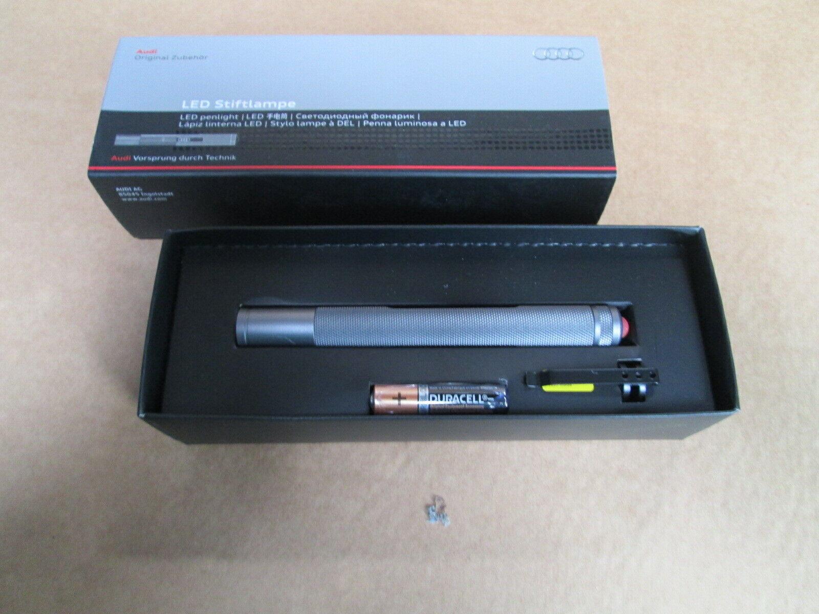 AUDI Genuine 8R0052001D LED Flashlight