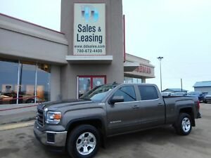 2015 GMC Sierra 1500 SLE/Crew/Camera/Z71 NO CREDIT CHECK FINANCI