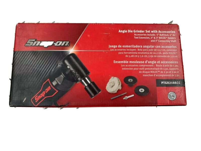 Snap-On PT210A  90°  Die Grinder 23000 RPM