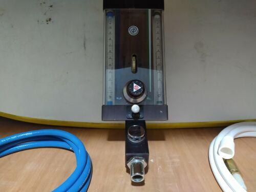 Fraser Sweatman Quantiflex MDM Dental Nitrous Flowmeter Sedation with flexibles