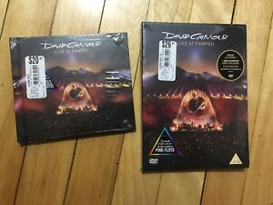 David Gilmour Live in Pompeii , bundle .35$