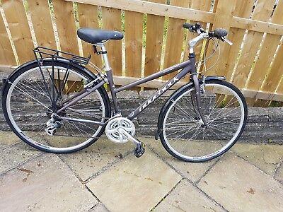 Ladies Ridgeback Comet bike excellent condition aluminium 17 inch frame