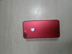 Unlocked Product Red IPhone 7 Plus 128 GB