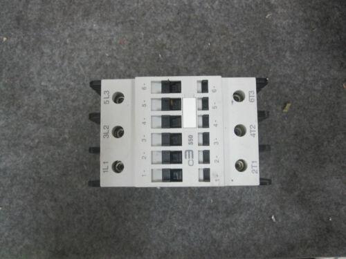 C3CONTROLS CONTACTOR 300-S50N30