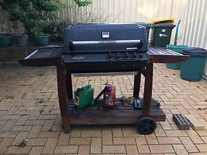 Beefeater 4 Burner BBQ. No Gas Cyclinder Woodvale Joondalup Area Preview