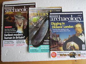 CURRENT ARCHAEOLOGY MAGAZINE x 12-2012
