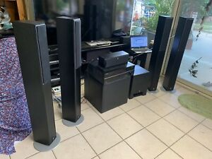 Yamaha Home theatre surround system excellent working amazing sound