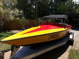 Ski boat for sale or swap Yorkeys Knob Cairns City Preview