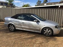 2004 Holden Astra convertible Raby Campbelltown Area Preview