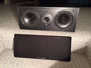 Cerwin Vega (CV) center channel speaker, model LS-6C