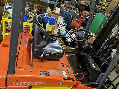 Toyota 7fbehu18 36v Electric Warehouse Industrial Forklift