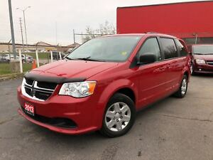 2013 Dodge Grand Caravan SXT**BLUETOOTH**FULL STOW AND GO**POWER