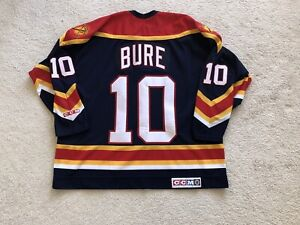 Authentic CCM Pavel Bure Florida Panthers NHL Hockey Jersey