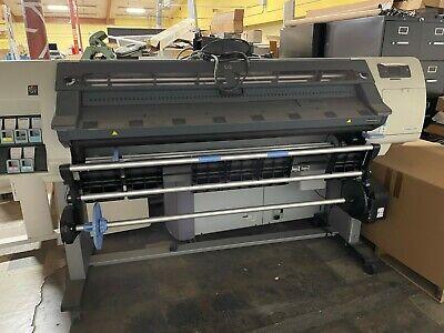 Hp Latex L25500 60 Wide Format Printer-price Reduced