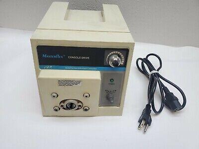 6-600 Rpm Cole-parmer Masterflex Peristaltic Pump 7521-40 - Read Condition