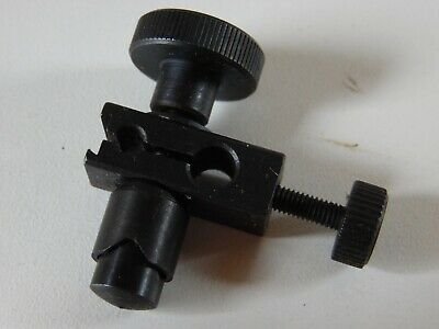 Indicator Snug Bar Clamp Holds 18 And 14 Rods With Dovetail A3