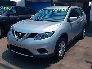 2014 Nissan X-trail Wagon Armidale Armidale City Preview
