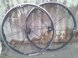 Gipiemme 'Grecal Parade' 700c road bike wheelset, shimano/sram Maribyrnong Maribyrnong Area Preview