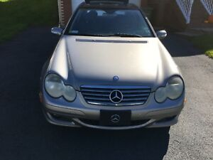 Mercedes c230 2006 LOW KMs