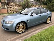 Holden Commodore Omega VE 2007 Sedan Auto Price Is Firm Kellyville The Hills District Preview
