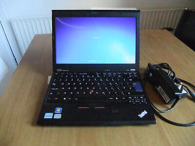 "Lenovo ThinkPad X220 12.5"" (250GB, Intel Core i5 2nd Gen., 2.5GHz, 4GB) Notebook"