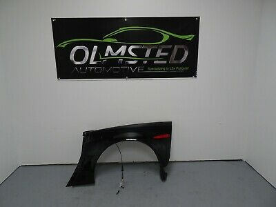 06 13 C6 Corvette Z06 Left Rear Quarter Outer Panel OEM GM Wide Body 22813570