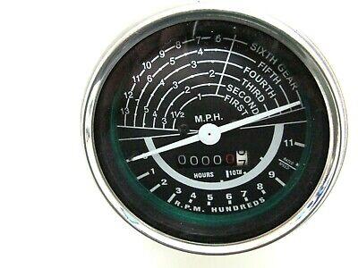 Tachometer For John Deere 50 Black Face